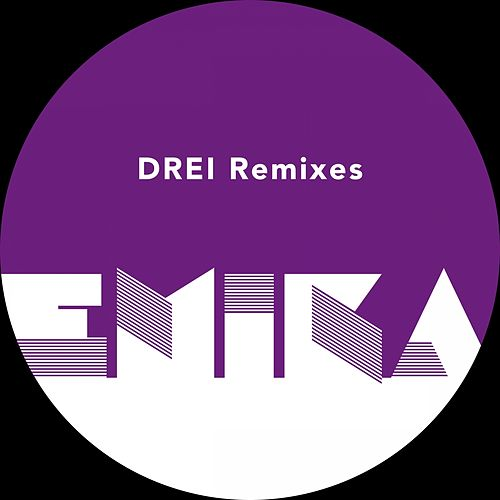DREI Remixes by Emika