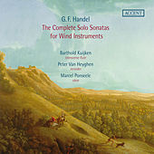 Handel: The Complete Solo Sonatas for Wind Instruments by Various Artists