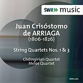 Arriaga: String Quartets Nos. 1 & 3 by Various Artists