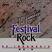 10 Finalis Festival Rock (Se-Indonesia Ke V) by Various Artists
