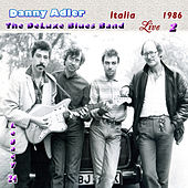 The Danny Adler Legacy Series Vol 24 Live Italia 1986 Vol 2 by Danny Adler