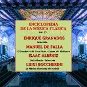 Enciclopedia de la Música Clásica Vol.13 by Orquesta de Pulso y Púa de la Universidad Complutense de Madrid