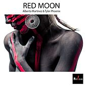 Red Moon by Alberto Martinez
