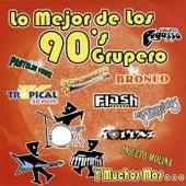 Lo Mejor de Los 90's Grupero by Various Artists