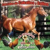 Corridos de Caballos Y Gallos by La Arrolladora Banda El Limon