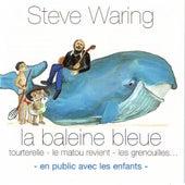 La baleine bleue by Steve Waring