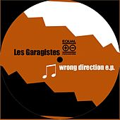 Wrong Direction ep by Les Garagistes