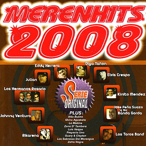 Merenhits 2008 by Various Artists