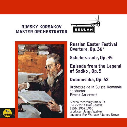 Rimsky Korsakov Master Orchestrator by Orchestre de la Suisse Romande