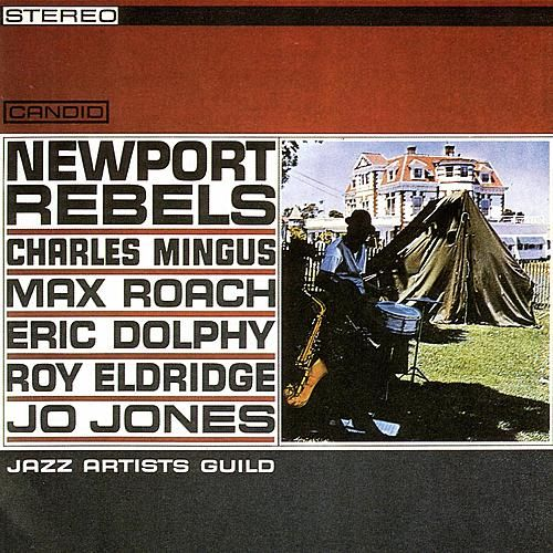Newport Rebels by Various Artists