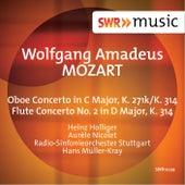 Mozart: Oboe Concerto in C Major & Flute Concerto No. 2 in D Major by Various Artists