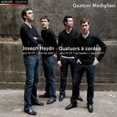 Haydn: Quatuors à cordes by Quatuor Modigliani