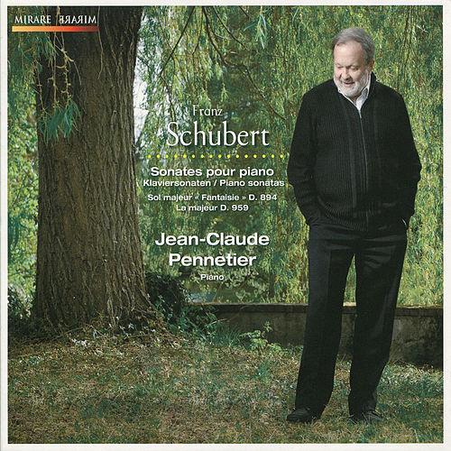 Schubert: Sonates pour piano by Jean-Claude Pennetier