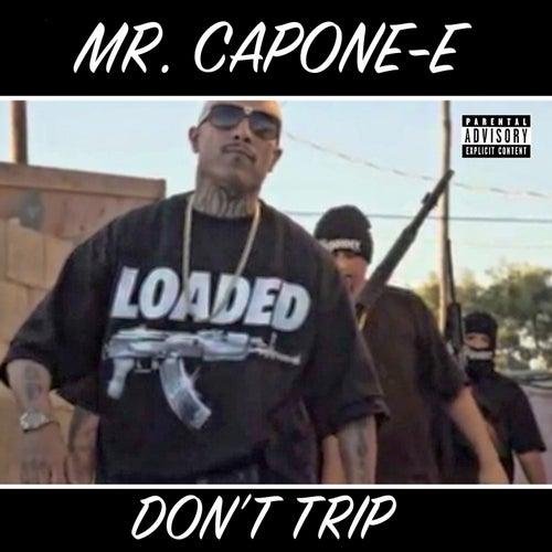 Don't Trip - Single by Mr. Capone-E