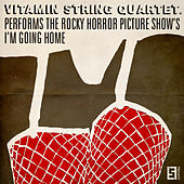 VSQ Performs the Rocky Horror Picture Show's I'm Going Home by Vitamin String Quartet