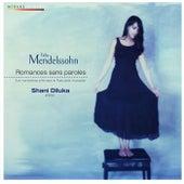 Mendelssohn: Romances sans paroles by Shani Diluka