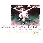 Live in Buenos Aires 1979 by Bill Evans Trio