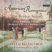 American Romantics: The Boston Scene by Artem Belogurov
