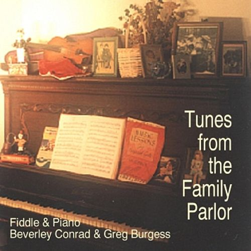 Tunes from the Family Parlor by Greg Burgess