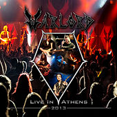 Live In Athens 2013 by Warlord