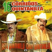 16 Corridos Quintanilla by Various Artists