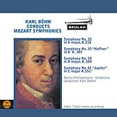Karl Böhm Conducts Mozart Symphonies by Berlin Philharmonic Orchestra