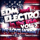 EDM and Electro in the USA, Vol. 5 by Various Artists