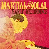 Martial Solal, Early Recordings by Various Artists