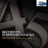 Beethoven: Symphony No. 4 & No. 5 by Tokyo NHK Symphony Orchestra