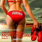 Afterbeach Parties Montenegro, Vol. 1 - EP by Various Artists