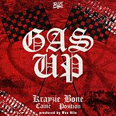 Gas up (feat. Caine & Pozition) by Krayzie Bone
