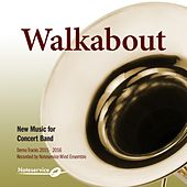 Walkabout - New Music for Concert Band - Demo Tracks 2015-2016 by Various Artists
