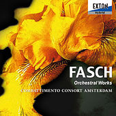 Fasch: Orchestral Works by Combattimento Consort Amsterdam
