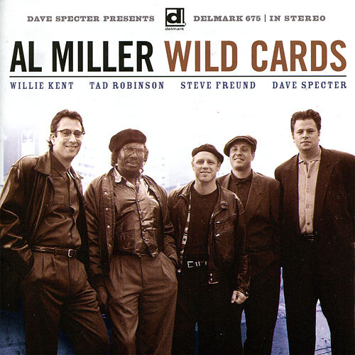 Wild Cards by Al Miller (Blues)