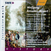 Mozart: Piano Concerto No. 23 / Violin Concerto No. 4 / Horn Concerto No. 3 by Various Artists