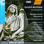 Messiaen: 5 Rechants / Jolivet: Epithaleme / Debussy: 3 Chansons De Charles D'Orleans by Various Artists