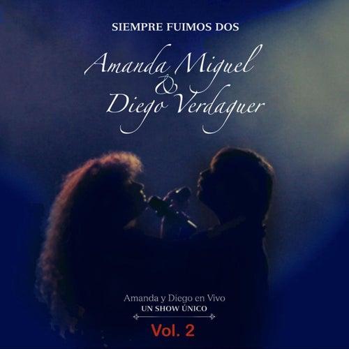 Siempre Fuimos Dos, Vol. 2 by Amanda Miguel