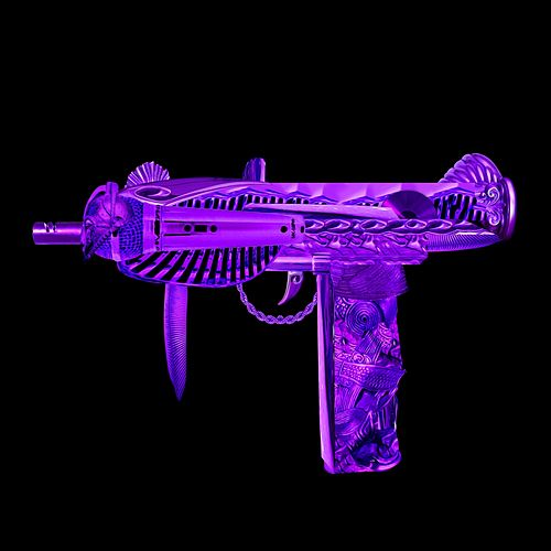 My Uzi (feat. Big K.R.I.T. & DJ Michael Watts) [Swishahouse Remix] - Single by David Banner