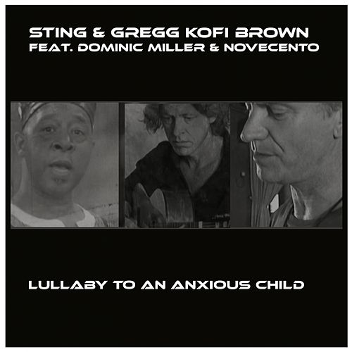 Lullaby to an Anxious Child by Gregg Kofi Brown