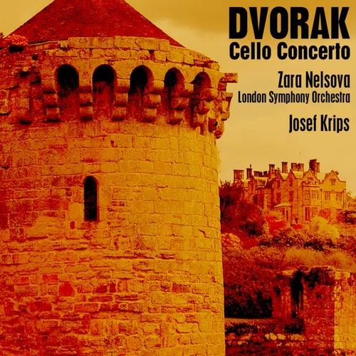 Dvorak: Cello Concerto by Zara Nelsova