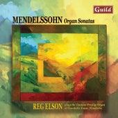 Mendelssohn: Organ Sonatas by Reg Elson