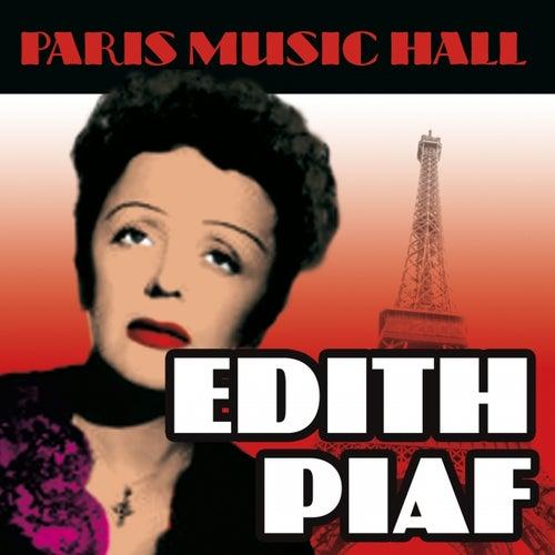 Paris Music Hall - Edith Piaf by Edith Piaf