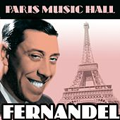 Paris Music Hall - Fernandel by Fernandel