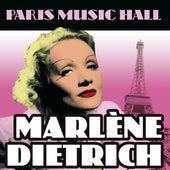 Paris Music Hall - Marlène Dietrich by Marlene Dietrich