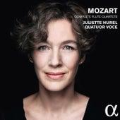Mozart: Complete Flute Quartets by Juliette Hurel
