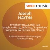 Haydn: Symphonies Nos. 46, 49 & 82 by Radio-Sinfonieorchester Stuttgart des SWR