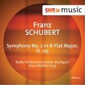 Schubert: Symphony No. 2 in B-Flat Major, D. 125 by Radio-Sinfonieorchester Stuttgart des SWR