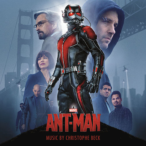 Ant-Man by Christophe Beck