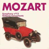 Mozart - Symphony Nº 13 by Various Artists