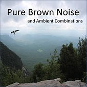 Pure Brown Noise and Ambient Combinations (Loopable Audio for Ambiance, Meditation, Insomnia, and Restless Children) by Various Artists